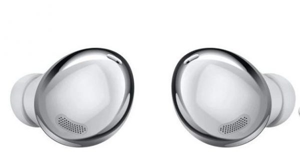 Samsung-SM-R190NZSAASA-Samsung Galaxy Buds Pro - SILVER - Immersive Sound With Intelligent Active Noise Cancelling