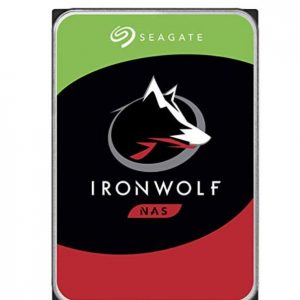 """Seagate-ST10000VN0008-Seagate 10TB 3.5"""" IronWolf  SATA3 NAS 24x7 7200RPM 256MB Cache. Performance HDD. 3 Years Warranty"""