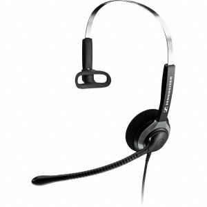 Sennheiser-500222-Sennheiser SH 230 Over the Head Monaural Wide Band Headset (504012)  -  Requires Easy Disconnect Cable