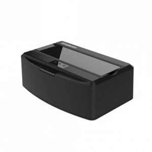 """Simplecom-SD311-BLACK-Simplecom SD311 USB 3.0 Docking Station with Lid for 2.5"""" and 3.5"""" SATA Drive"""