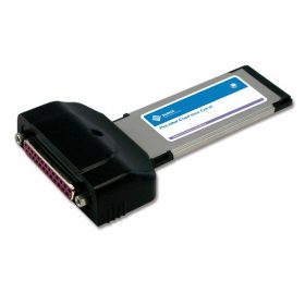 Sunix-ECP1000-Sunix ECP1000 1-port IEEE1284 Parallel ExpressCard - Ideal for Notebooks