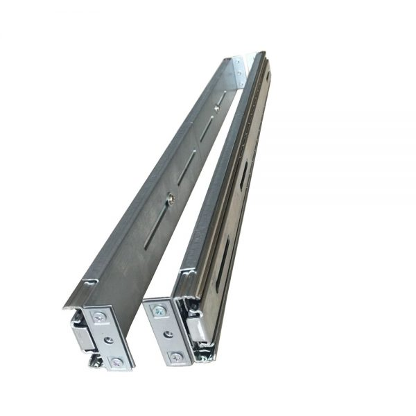 TGC-TGC-03A-PRO-TGC Chassis Accessory Metal Slide Rails 550mm for Selected TGC Chassis