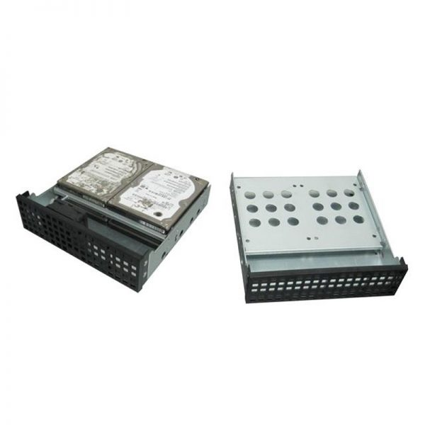 TGC-TGC-0525-TGC Chassis Accessory SATA 5.25' to 2.5' HDD Converter with 2 Fans