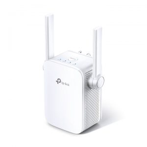 TP-LINK-RE305-TP-Link RE305 AC1200 1200Mbps Wi-Fi Range Extender Wifi Router Access Point 2.4GHz@300Mbps 5GHz@867Mbps 1x100Mbps LAN WPS 2xExternal Antennas