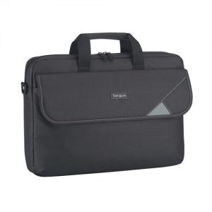 """Targus-TBT239AU-Targus 15.6"""" Intellect Top Load Case/Laptop/Notebook Bag with Padded Laptop Compartment - Black"""