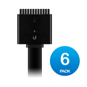 Ubiquiti-USP-Cable-6-Ubiquiti UniFi SmartPower Cable 1.5M 6 Pack - for use with NHU-USP-RPS