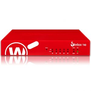 Watchguard-WGT40003-AU-WatchGuard Firebox T40 with 3-yr Standard Support (AU) - Only available to WGOne Silver/Gold Partners