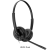 Yealink-UH34 Dual Teams-Yealink UH34 Dual Ear Wideband Noise Cancelling Microphone - USB Connection