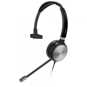 Yealink-UH36-M-UC-Yealink UH36 Mono Wideband Noise Cancelling Headset - USB / 3.5mm Connections