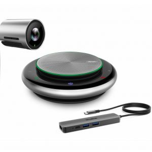 Yealink-UVC30-CP900-BYOD-Yealink UVC30-CP900-BYOD Teams Video Conference Kit For Small  Huddle Rooms