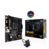 ASUS-TUF GAMING A520M-PLUS WIFI-ASUS TUF GAMING A520M-PLUS WIFI AMD A520 (Ryzen AM4) Micro ATX Motherboard with M.2 support