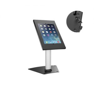 """Brateck-PAD12-04N-Brateck Anti-theft Countertop Tablet Kiosk Stand 9.7""""/10.2"""" iPad"""
