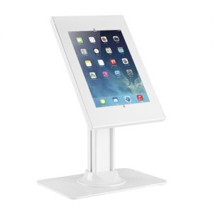 """Brateck-PAD26-02N-Brateck Anti-theft Countertop Tablet Kiosk Stand for 9.7""""/10.2"""" Ipad"""