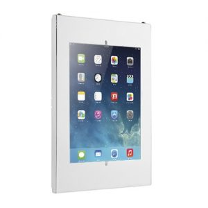 """Brateck-PAD32-01B-Brateck Anti-Theft Tablet Wall Mount Enclosure for 9.7""""/10.2"""" iPad"""