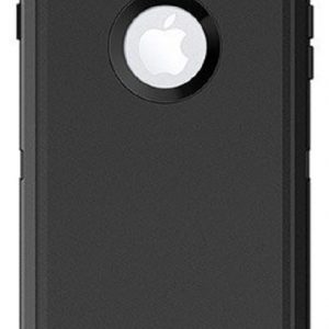 Otterbox-77-56825-OtterBox Defender Series Case for Apple iPhone 8 Plus  / iPhone 7 Plus (77-56825) - Black - Holster: works as a belt clip and a hands-free kickstand