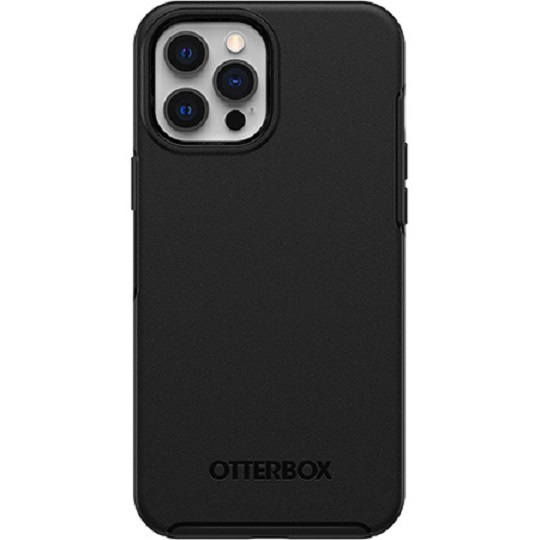 Otterbox-77-65462-Otterbox Symmetry Series Case for Apple iPhone 12 Pro Max - Black
