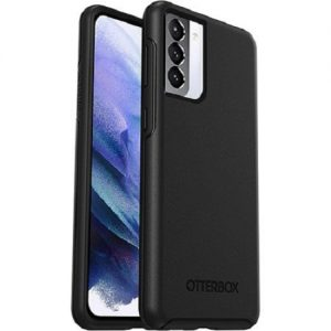 Otterbox-77-81196-Otterbox Symmetry Series Case For Samsung Galaxy S21+ 5G - Black