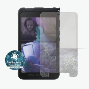 Panzer Glass-7231-PanzerGlass Screen Protector - Case Friendly - For Samsung Galaxy Tab Active Pro - Full Frame Coverage