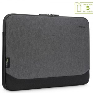 """Targus-TBS64702GL-Targus 15.6"""" Cypress EcoSmart Sleeve for Laptop Notebook Tablet - Up to 15.6"""""""