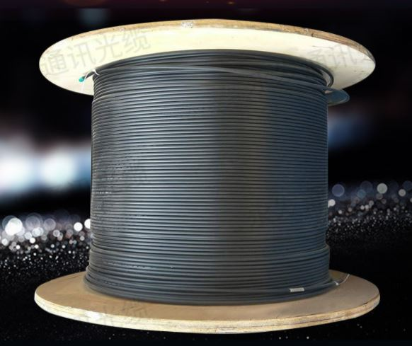 8ware-CAT6A-EXT350SHBLK-8Ware 350m CAT6A Ethernet Outdoor Underground Shielded External LAN Cable Roll Black Copper Twisted Core PVC Jacket BLK