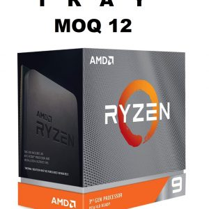AMD-P-100-000000051-(MOQ 12x If Not Installed On MBs) AMD Ryzen 9 3950X TRAY 16 Cores AM4 CPU