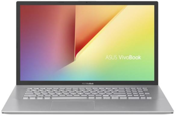 """ASUS Notebook-S712EA-AU023T-Asus Vivobook 17 17.3"""" FHD IPS Intel i5-1135G7 8GB 512GB SSD + 1TB HDD WIN10 HOME Intel Xe Graphics WIFI6 1YR WTY W10H Notebook (S712EA-AU023T"""