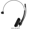 Yealink-UH34 Lite Mono Teams-Yealink UH34 Lite Mono Wideband Noise Cancelling Microphone - USB Connection
