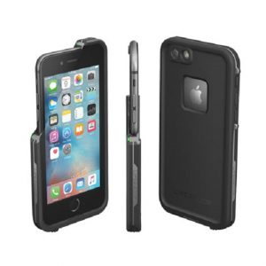 Otterbox-77-52563-LifeProof FRE case for Apple iPhone 6 / iPhone 6s Black - Water Proof
