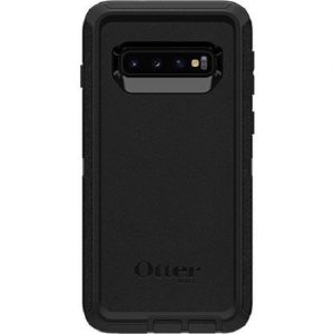 Otterbox-77-61282-OtterBox Defender Series Case For Samsung Galaxy S10 - Black