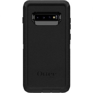 Otterbox-77-61411-OtterBox Defender Series Case For Samsung Galaxy S10+ - Black