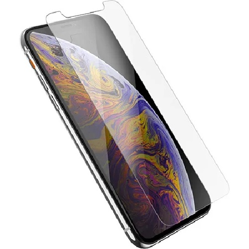 Otterbox-77-61903-OtterBox Apple iPhone Xs Max Amplify Glass Screen Protector - Clear