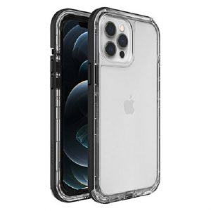 Otterbox-77-65474-LifeProof NEXT Case for Apple  iPhone 12 Pro Max - Black Crystal