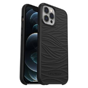 Otterbox-77-65494-LifeProof WAKE Case for Apple  iPhone 12 Pro Max - Black