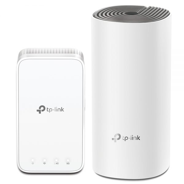 TP-LINK-Deco E3(2-pack)-TP-Link Deco E3(2-pack) AC1200 Whole Home Mesh Wi-Fi System