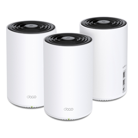 TP-LINK-Deco X68(3-pack)-TP-Link Deco X68(3-pack) AX3600 Whole Home Mesh WiFi 6 Router
