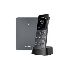 Yealink-W73P-Yealink W73P High-Performance IP DECT Solution including W73H Handset and W70B Base Station