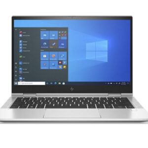 """HP-3D6J2PA-HP EliteBook 830 G8 13.3"""" FHD Intel  i7-1185G7 16GB 512GB SSD WIN10 PRO Intel Iris® Xᵉ Graphics Backlit 3CELL 3YR ONSITE WTY W10P Notebook (3D6J2PA)"""