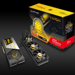 Sapphire-11308-06-20G-O-(Limited Edition) SAPPHIRE TOXIC AMD Radeon RX 6900 XT Limited Edition