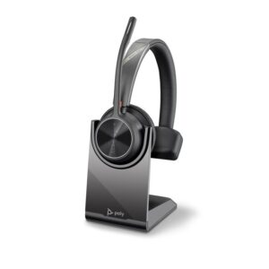 Plantronics / Poly-218474-02-Plantronics/Poly Voyager 4310 UC with Charge Stand