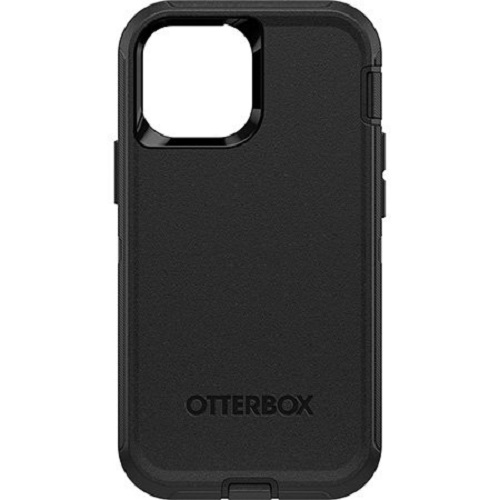 Otterbox-77-83426-OtterBox Apple iPhone 13 mini Defender Series Case (77-83426) - Black -  Rugged Protection and Drop Performance