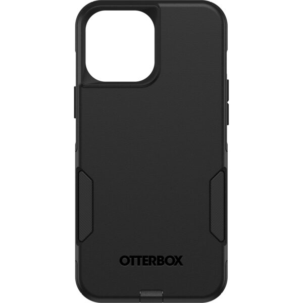 Otterbox-77-83450-OtterBox Apple  iPhone 13 Pro Max Commuter Series Antimicrobial Case (77-83450) - Black - Continually blocks Microbial growth