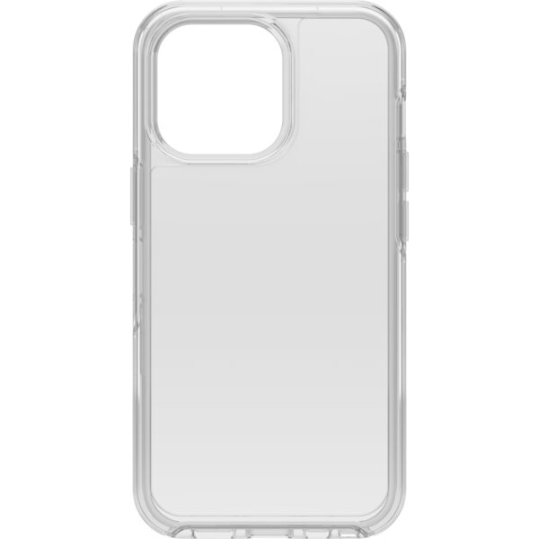 Otterbox-77-83490-OtterBox Apple iPhone 13 Pro Symmetry Series Clear Antimicrobial Case - Clear (77-83490)