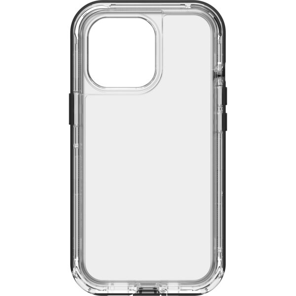 Otterbox-77-83525-LifeProof NEXT Antimicrobial Case For Apple iPhone 13 Pro Max (77-83525) - Black - DropProof