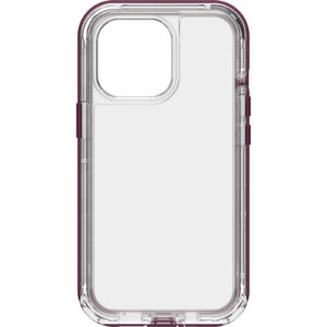 Otterbox-77-83527-LifeProof NEXT Antimicrobial Case For Apple iPhone 13 Pro Max (77-83527) - Essential Purple - DropProof
