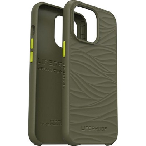 Otterbox-77-83561-LifeProof WAKE Case for Apple iPhone 13 Pro ( 77-83561 ) - Gambit Green