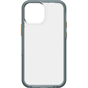Otterbox-77-83628-LifeProof SEE Case for Apple  iPhone 13 Mini (77-83628) - Zeal Grey - DropProof