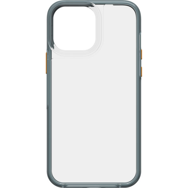 Otterbox-77-83632-LifeProof SEE Case For Apple iPhone 13 Pro Max (77-83632) -  Zeal Grey - Ultra-thin