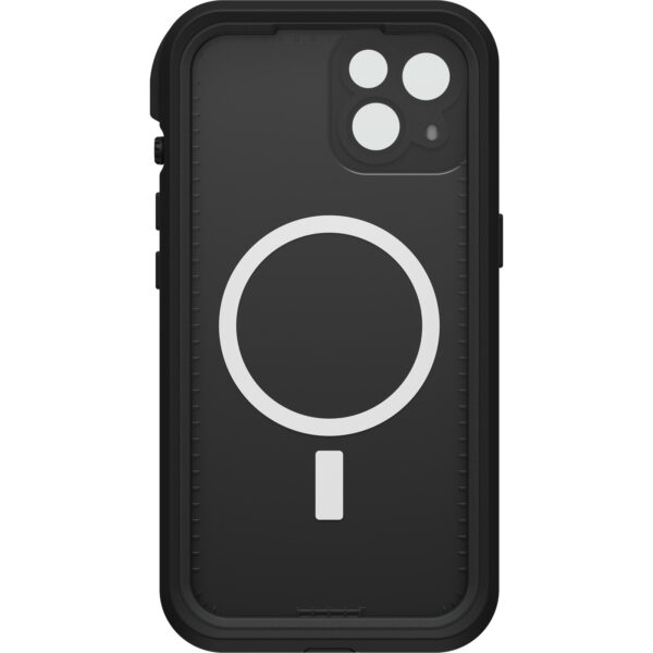 Otterbox-77-83669-LifeProof FRE Case For Magsafe For Iphone 13 - (77-8366900) - Black - WaterProof
