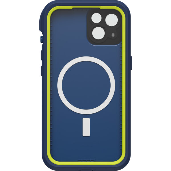 Otterbox-77-83670-LifeProof FRE Case For Magsafe For Apple Iphone 13 (77-83670) - Onward Blue - WaterProof