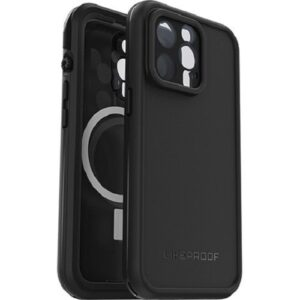 Otterbox-77-83672-LifeProof FRE MAGSAFE Case for Apple  iPhone 13 Pro - Black (77-83672) -  WaterProof